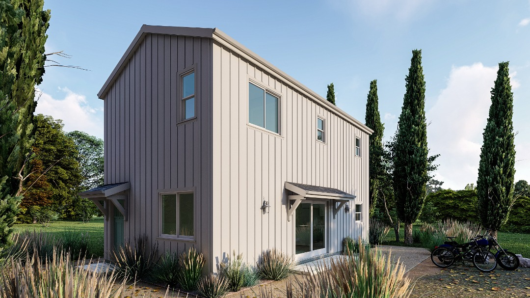 Farmhouse ADU Being Developed in Los Angeles, California