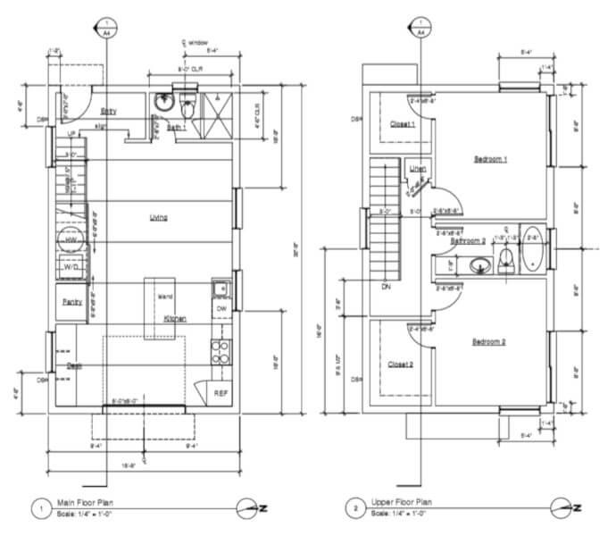 ADU Designs and Plans