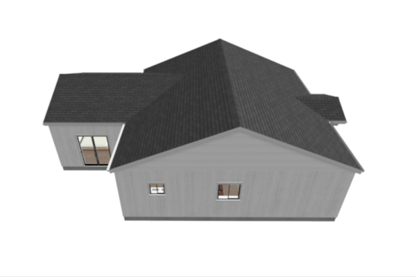 Floor Plan for Craftsman Accessory Dwelling Unit